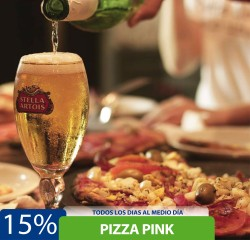 Pizza Pink